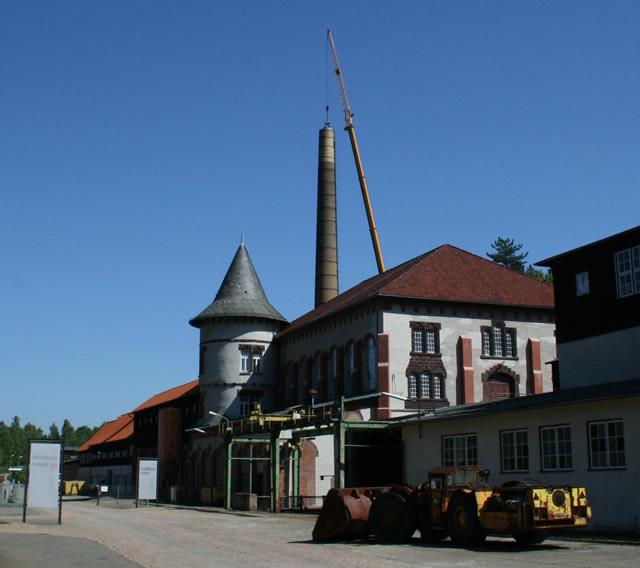 Anlagen Über Tage im Weltkulturerbe Rammelsberg