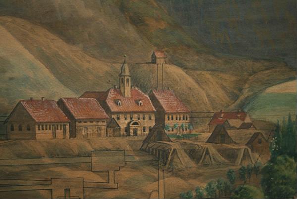Wilhelm Ripe, Rammelsberger Tagesanlagen, 1879