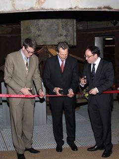 Eröffnung der Ausstellung Hard Work