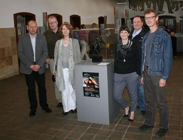 Mitarbeiter des LWL-Industriemuseums in Dortmaund