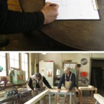 Ein Museumstischler berichtet von seiner Arbeit
