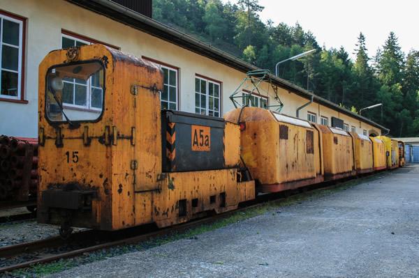 Die Grubenbahn