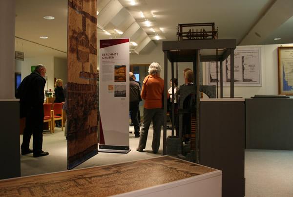 Die Eröffnung der Welterbeausstellung in Altenau