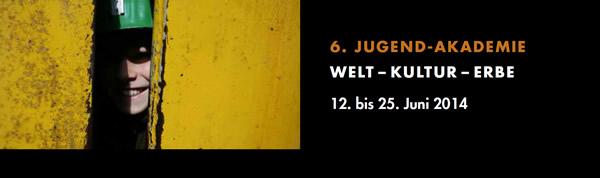 Welt - Kultur - Erbe Jugend-Akademie Rammelsberg 2014