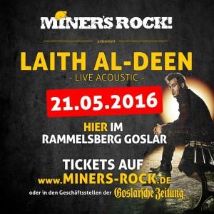 Miners Rock 21.5. 2016