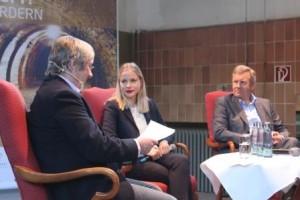 Engelmann Wulff im Gespräch mit GZ Chefredakteur Rietschel