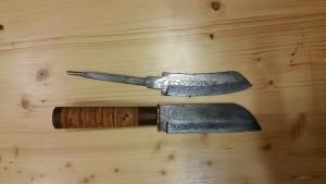 Tscherpermesser Schmiedekurs am Rammelsberg