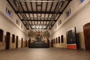 Lohnhalle vor dem Eröffnung des Weihnachtlichen Rammelsberges 2016