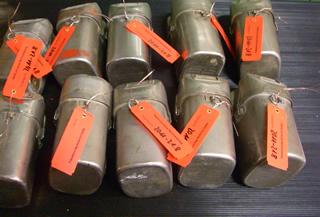 Objekte aus dem Depot des Rammelsbergs