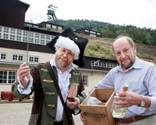 Goethes Geist auf dem Rammelsberg (Roblick und Fischer)