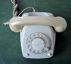 Telefon, Sammlung Weltkulturerbe Rammelsberg