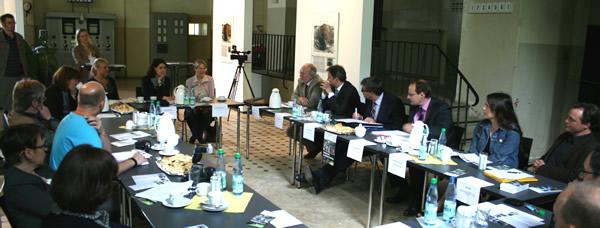 Pressekonferenz der Stiftung UNESCO