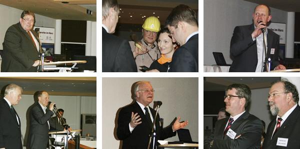 Eindrücke vom Parlamentarischen Abend am Rammelsberg