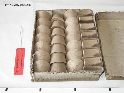 Absätze aus der Materialsammlung von Schuhmacher Oberle