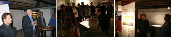 Eröffnung der Ausstellung Dimensionen des Harzer Welterbes