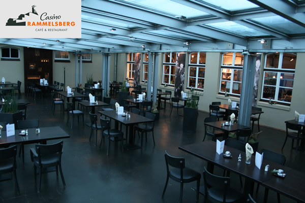 Museumsrestaurant Casino Rammelsberg