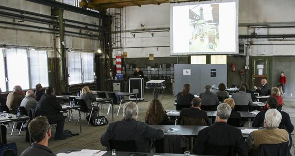 Fachgruppentagung in der Schlosserei am Rammelsberg