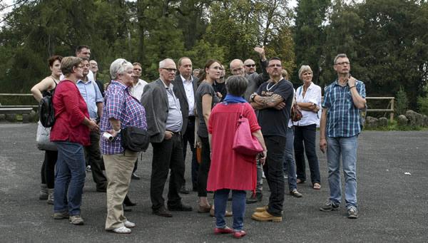 Führung im Bergpark Wilhelmshöhe in Kassel