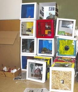 Museobilboxen Eure Stadt und der Bergbau