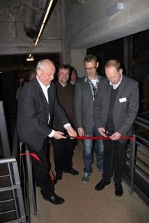 Eröffnung der Ausstellung Mo(nu)ment Aufnahme