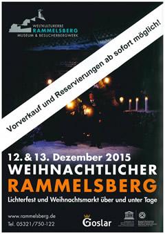 Weihnachtlicher Rammelsberg 2015
