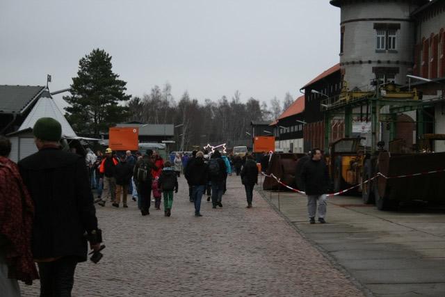 Rammelsberg zum Jahresende