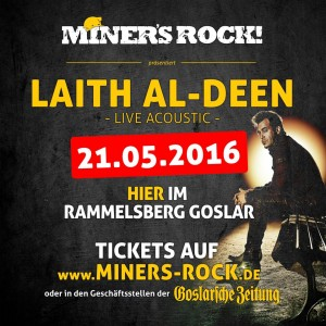 Miners Rock 21.5. 2016