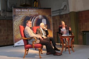 Ramelow, Stoiber, Rietschel Berg ruft 14. Juni 2016