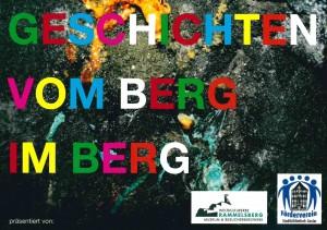 Geschichten vom Berg im Bergam 21.10.2016
