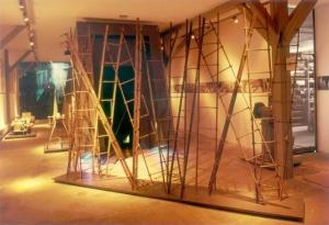 Eingangsbereich der Dauerausstellung
