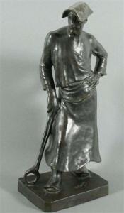 Constantin Meunier, Hammerschmied (Le Marteleur)